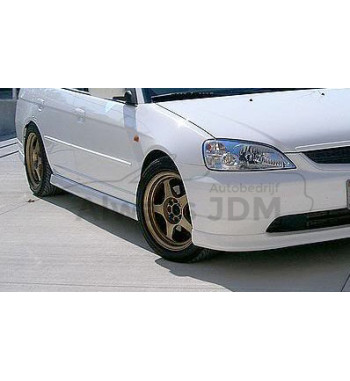 Type R style Sideskirts Civic