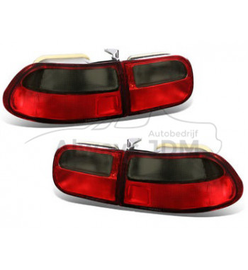 JDM Smoke Tail lights Civic