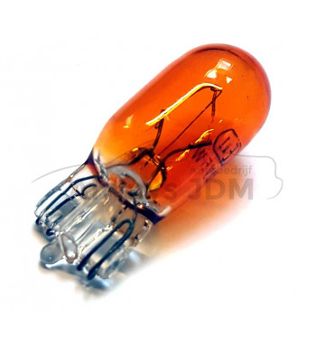 5w Bulb orange