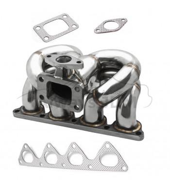 Ram horn turbo manifold...