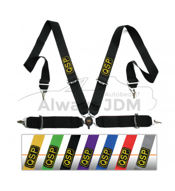 (FIA) QSP 4 point belt