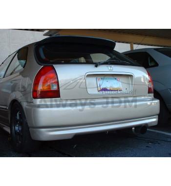 Type R bumper lip rear Civic