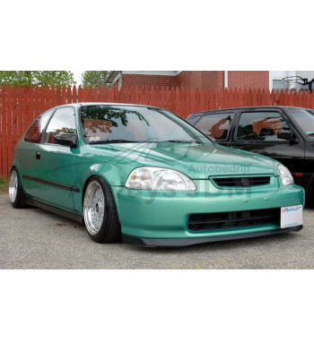 SiR bumper lip front Civic