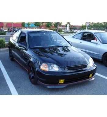 Type R bumperlip Honda Civic