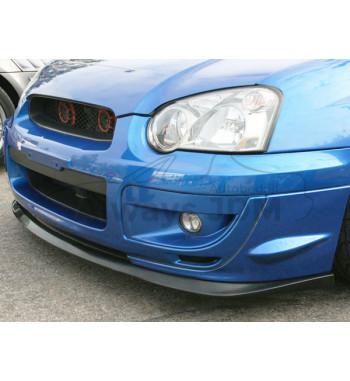 V-spec bumper lip front...