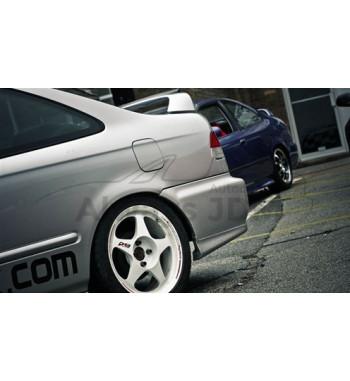 Mugen bumper lip rear Civic...