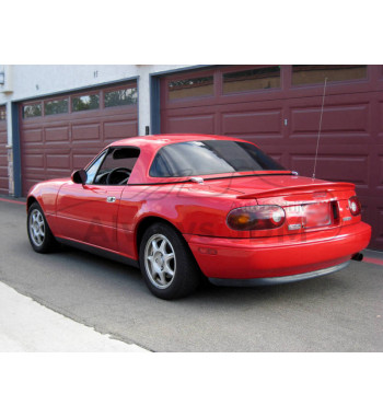 bumper lip rear MX5