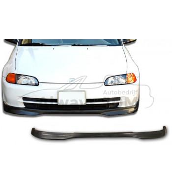 Type R bumper lip front...