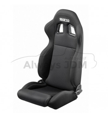 Sparco R100 Adjustable seat...