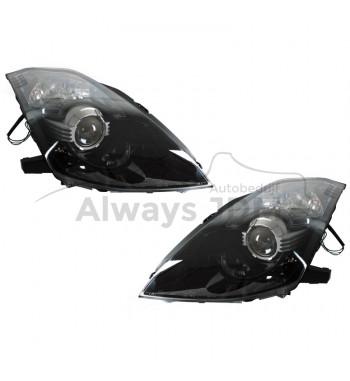 Facelift headlights 350Z