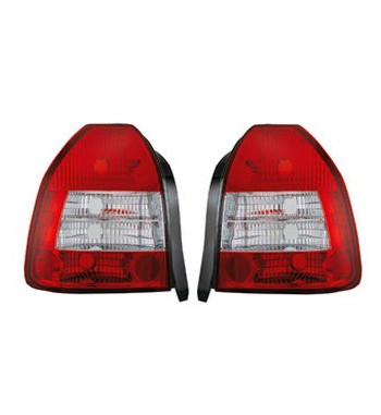 Clear Tail lights Civic