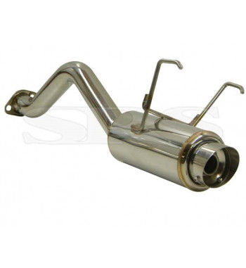 rear muffler SRS G50 Civic...