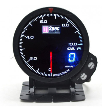 D1spec oil pressure gauge...