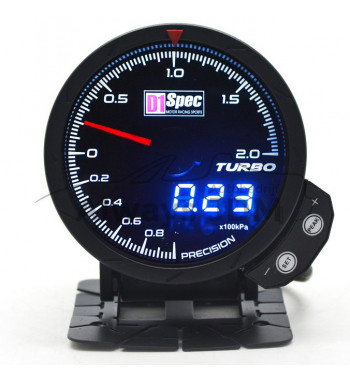 D1spec Boost gauge set 60mm...