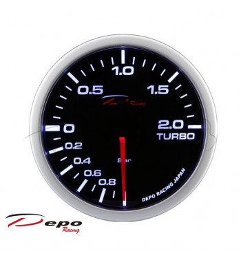Boost gauge set 52mm Depo...