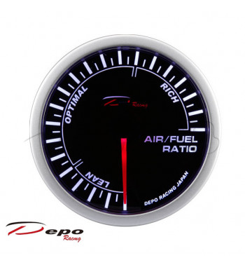 Air-Fuel gauge 52mm Depo...