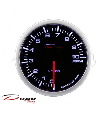 RPM gauge set 52mm Depo Racing