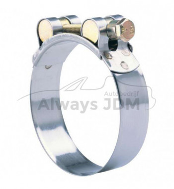 85-91mm Heavy hose clamp