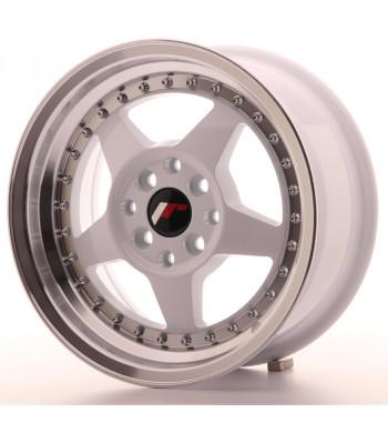 JR-Wheels JR6 Wheels White...