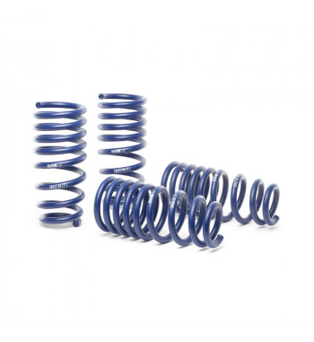 H&R Lowering springs Toyota iQ