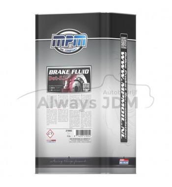 5L Brake fluid MPM DOT 5.1