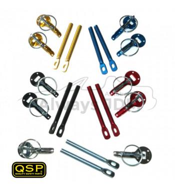 Hood pins QSP
