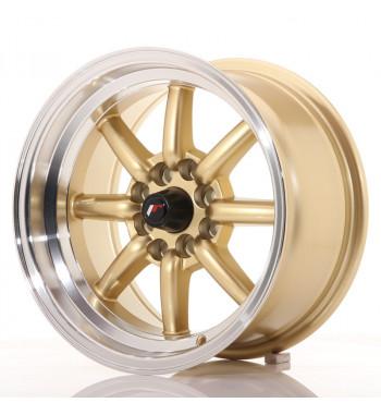 JR-Wheels JR19 Wheels Gold...