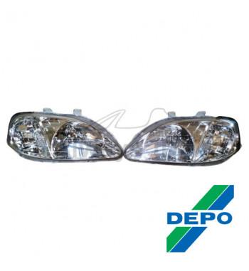 OEM Headlights Civic Depo