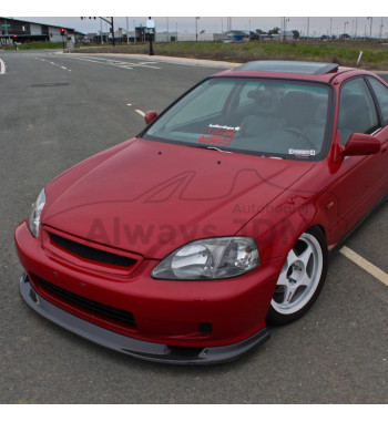 GV bumperlip Honda Civic