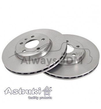 Ashuki brake discs front CR-Z