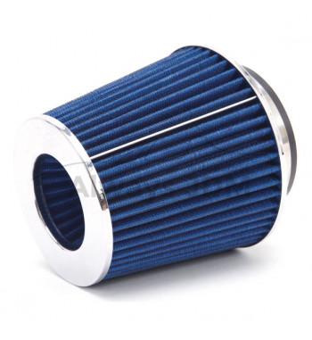 2.5'' Air filter blue...