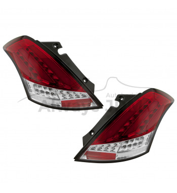 Clear LED Tail lights Swift