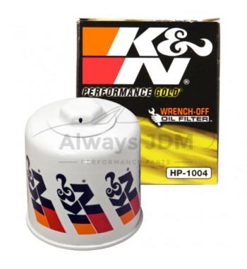 K&N oil filter Performance...