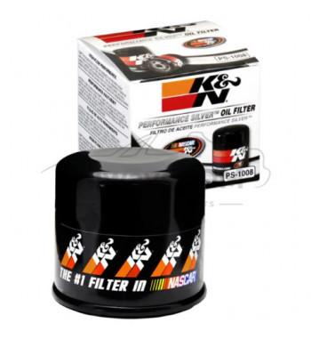 K&N filtre à huile...