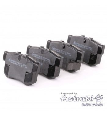 Ashuki Brake pads rear...