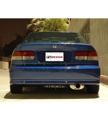 Type R bumper lip rear Civic