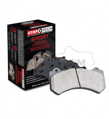 StopTech brake pads front...