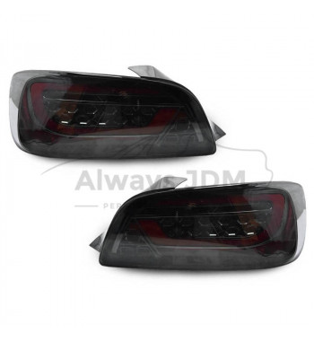 Dark Smoke LED Tail lights...