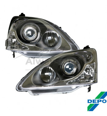 JDM headlights Civic Depo