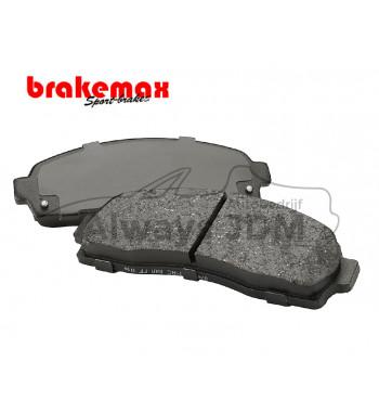 Brakemax brake pads front...