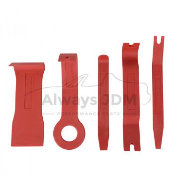 Interior tools 5-piece