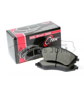 C-tek brake pads front RX-7