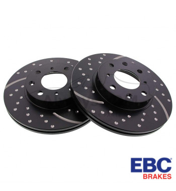 EBC brake discs front Civic...