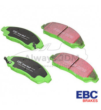 EBC brake pads front Civic...