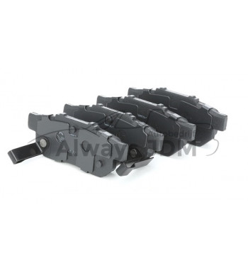 Ashuki brake pads front Civic