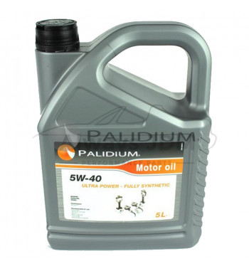 Palidium 5w40 5L Fully...