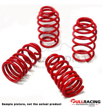 30mm Lowering springs Supra