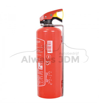1kg Fire extinguisher with...