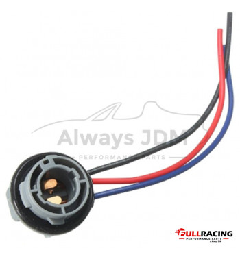 P21/5W Bulb socket 3-wire...