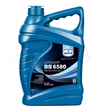 EuroL Coolant 5L Blue -36°C